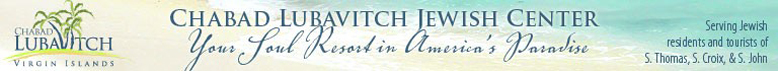 Chabad Lubavitch Jewish Center of the Virgin Islands - Your Soul Resort In America's paradise